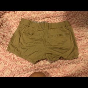 J. Crew Shorts - J Crew khaki shorts - like new!
